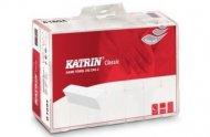 Полотенца бумажные KATRIN CLASSIC ZZ 2, HANDY PACK, белые (Финляндия),  100621