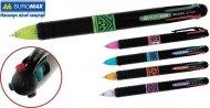 Ручка шариковая автоматическая 4-х цветная (0,7мм),   BM.8208