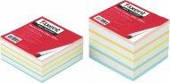 Блок бумаги для записей  «ELITE MIX», 90х90х20 мм (AXENT), 8017-А