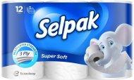 Бумага туалетная SELPAK, супер белая