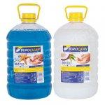 Жидкое косметическое мыло  BuroClean EuroStandart,  5 литров.