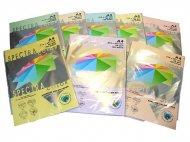 Бумага цветная А4 SPEСTRA COLOR Light (пастель)  80г/м2, 100 листов/пачка