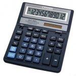 Калькулятор Citizen SDC-888X BL (12 разрядов) синий.