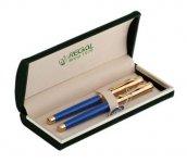 Ручки в наборе REGAL перьевая и роллер, (R68006.L.RF)