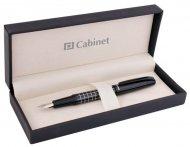 Ручка шариковая Cabinet черный корпус,  (O16005)