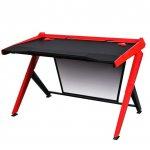 Компьютерный стол DXRACER GD/1000/NR (черный / красная вставка)