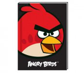 Блокнот Angry Birds , А5, 80 л., Cool For School, (AB03270 - хх)