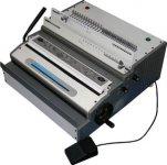 Электрический биндер BY-0608 B (3:1 и 2:1) для перфорации и переплёта на металл. пружины с шагом 3:1 и 2:1 одновременно, (1010540)
