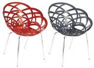 Кресло Papatya FLORA-ML  (max нагрузка до 200 кг)