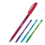 Ручка масляная Line 0.7мм Axent (AB1060-02-А) синяя