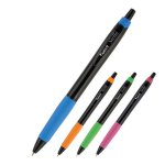 Ручка масляная автоматическая Stella 0.7мм Axent (AB1061-02А) синяя