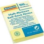 Блок для записей DONAU STANDARD, 51x76,  с клейким слоем  (Швейцария), 7584001