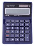 (АКЦИЯ !)  Калькулятор настольный Optima, 12 разрядный (О75514)