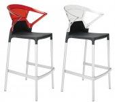 Барный стул Papatya EGO-K Bar (max нагрузка до 200 кг)