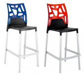 Барный стул Papatya EGO-ROCK K Bar (max нагрузка до 200 кг)