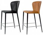 Барный кожаный стул ARTHUR (Артур) Concepto, цвет - ассорти