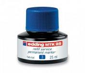 Чернила Edding для заправки Permanent e-MTK25, ассорти (е-MTK25/хх)