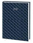 (АКЦИЯ !)  Ежедневник датированный HYBRID, А5, блок белый, 176л. (240-13хх)