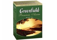 Чай черный Greenfield PREMIUM ASSAM, black tea, list, 100 гр