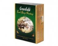 Чай черный Greenfield EARL GREY FANTASY, black tea, 100 пак