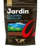 Кофе Jardin COLOMBIA MEDELIN, 130 гр., растворимый