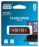 Flash Drive Goodram CL!CK 8 GB UKRAINE, Black (UCL2-0080K0R11-L )
