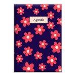 Ежедневник Brunnen недатированный Агенда Графо Pink flowers (73-796 68 18)
