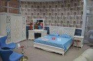 Спальня Bellini, кровать, 2 тумбочки, туалетный столик с зеркалом , шкаф