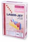 Бумага  А4 CAPTAIN Laser-Jet, 80г/м2, 500 листов,  класс
