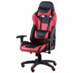 Кресло Special4You EXTREME Race black/red (E4930)