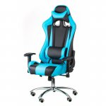 Кресло Special4You EXTREME Race black/blue (E4763)