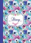 Ежедневник недатированный LAURA, A5, синий  (BM.2041-02)