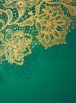 Ежедневник недатированный LACE, A5, зеленый  (BM.2042-04)