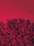 Ежедневник недатированный LACE, A5, красный  (BM.2042-05)