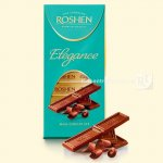 Шоколад Roshen Elegance темний молочний 100г  (0145708 )
