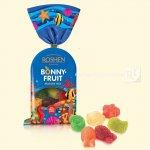 Цукерки Bonny-Fruit Roshen морське асорті 250г (0144237 )