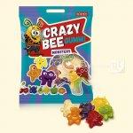 Желейні цукерки Crazy Bee Gummi Monsters 100г  (0146813 )