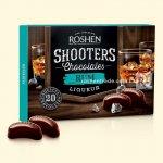Цукерки Shooters з ромовим лікером 150г  (0147279 )