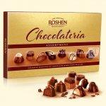 Цукерки Roshen Chocolateria 130г  (0147365 )