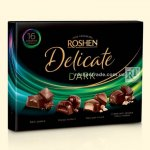 Цукерки Roshen Assortment Delicate Dark 118г  (0146926 )