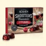 Цукерки Shooters вишня з вишневим лікером 150г  (0147981 )