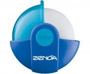 Ластик ZENOA в поворотном защитном футляре  (MP.511320)