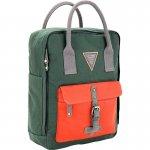 Рюкзак 1015 Urban - 2. Уплотнённая спинка, надёжные замки, 1 отделение, 1 передний, внутренний карман