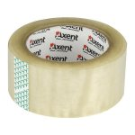 Лента клейкая упаковочная прозрачная, ширина 48 мм, длина 100 ярд. Толщина 45 мкм.Упаковка - запайка .