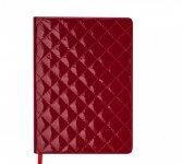 Ежедневник датированный 2019 DONNA, A5, блок кремовый, красный (BM.2154-05)