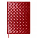 Ежедневник датированный 2019 DONNA, A4, блок кремовый, 336 ст., красный (BM.2742-05)