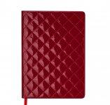 Ежедневник недатированный DONNA, A5, блок кремовый, красный (BM.2038-05)