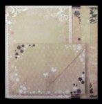 Набор заготовок для открыток с цветными конвертами VINTAGE