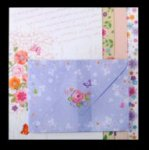 Набор для создания открыток с цветными конвертами CHARM
