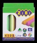 Next Пластилин 5 цветов неон, 80 г, KIDS Line